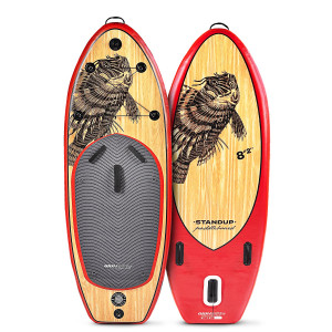 WBXs250 SUP Board Wooden Firefish