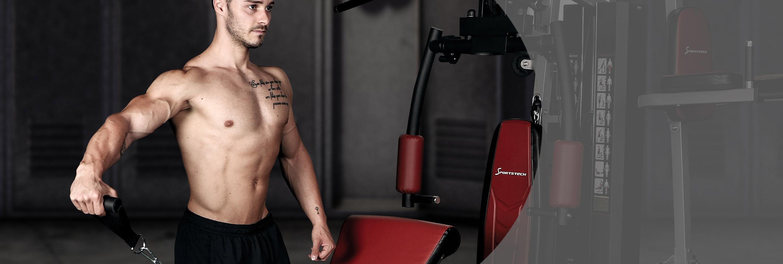 Sportstech entraînement avec poids